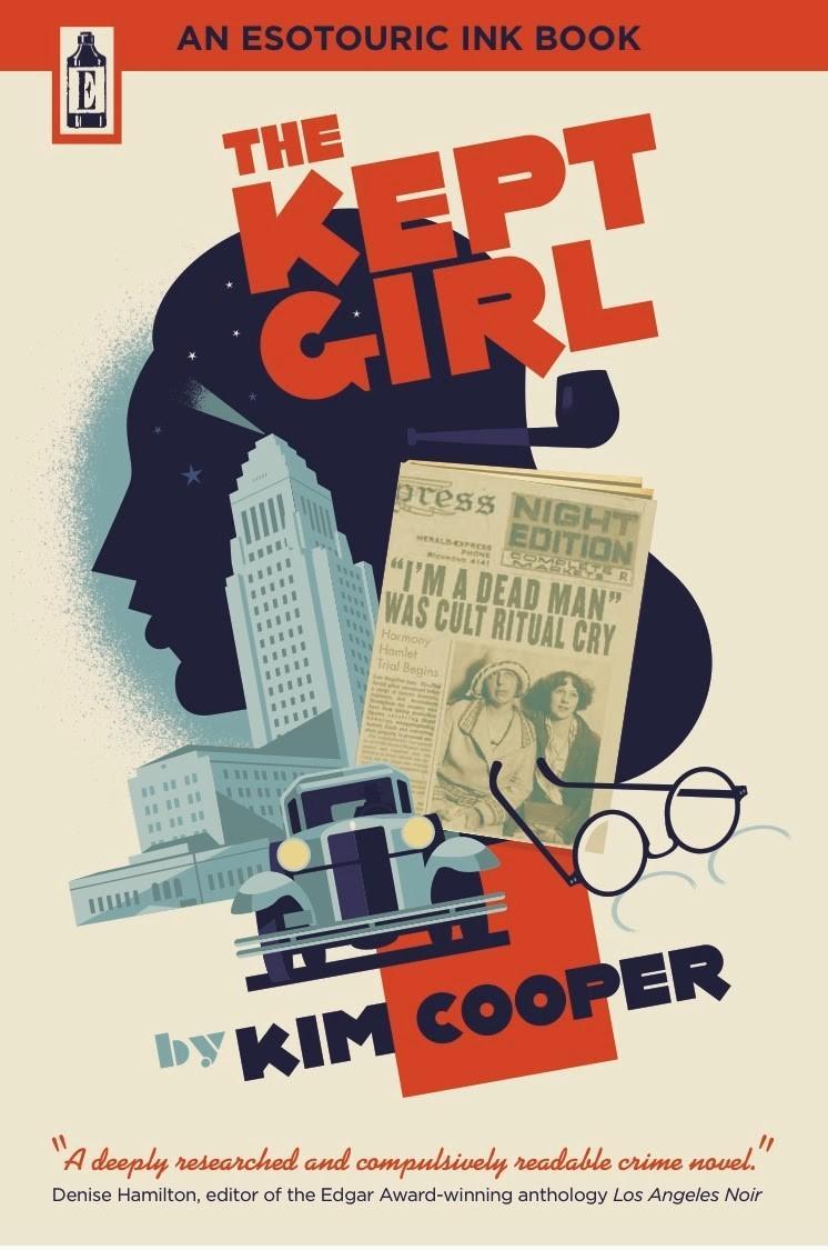 """The Kept Girl"" by Kim Cooper."