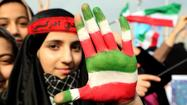 Iran celebrates 35th anniversary of revolution in a time of change