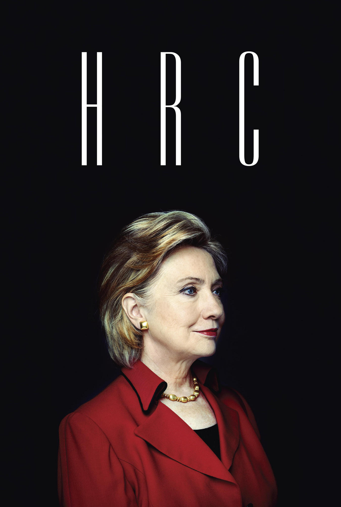 "The cover of ""HRC: State Secrets and the Rebirth of Hillary Clinton."""