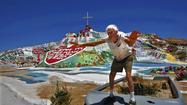 Leonard Knight dies at 82; visionary artist of Salvation Mountain