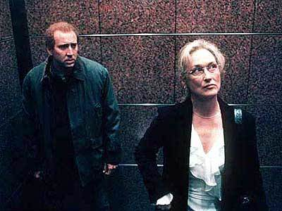 "<b>'Adaptation'</b><br> From the ""Being John Malkovich"" team comes ""Adaptation,"" about a screenwriter trying to pen, well, an adaptation. Nicolas Cage and Meryl Streep star."