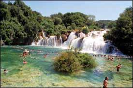 Adriatic falls
