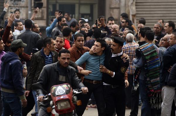 Egypt clash