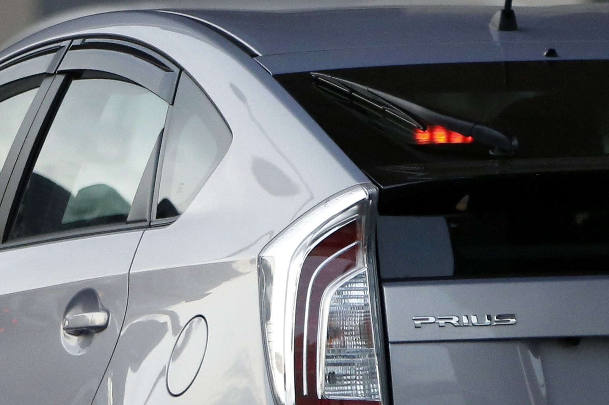 Toyota recalls 1 9 million Prius hybrids to fix software problem