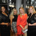 "Children's Harbor will host the second annual ""Harbor Lights Gala"" March 1 at the Hyatt Regency Pier Sixty-Six in Fort Lauderdale. Erika Royal, left, Nicole Maron, Allison McCarthy, Laurie Green enjoy the festivities."