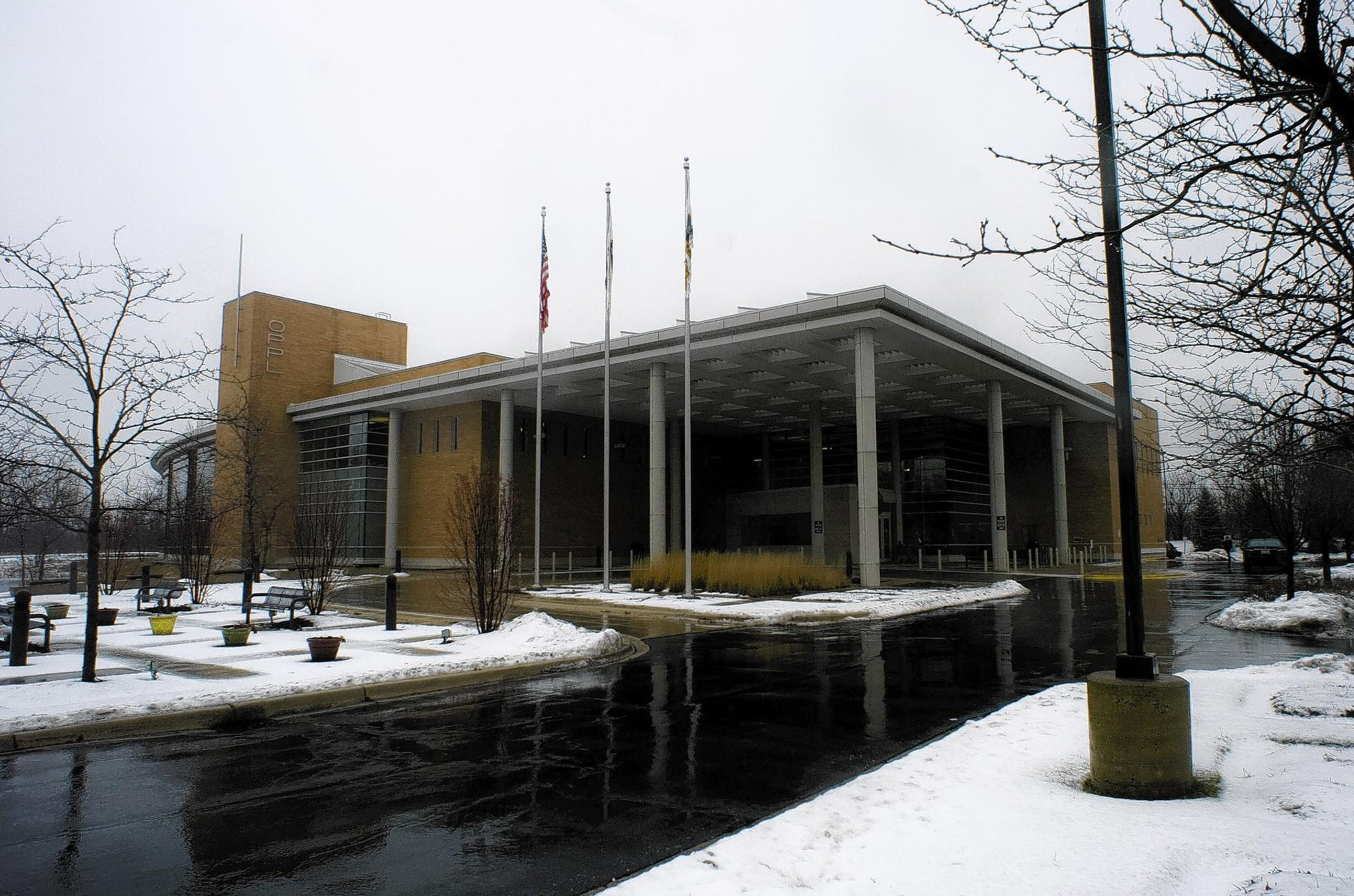 The Orland Park Public Library is making some changes.