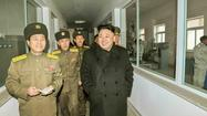 North, South Korea hold high-level meeting amid talk of slight detente