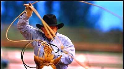 A regular cowboy