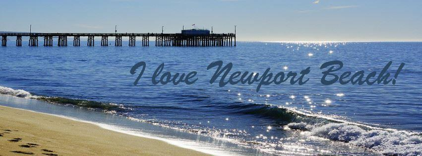 "One of the cover photos used on the I love Newport Beach Facebook page, which has more than 12,000 ""likes."""
