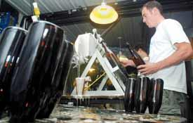 Bottling ale
