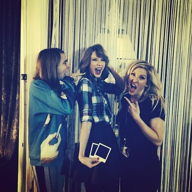 taylor swift joins short hair dont care club debuts