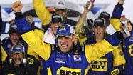 Pictures: Daytona 500 winners through the years