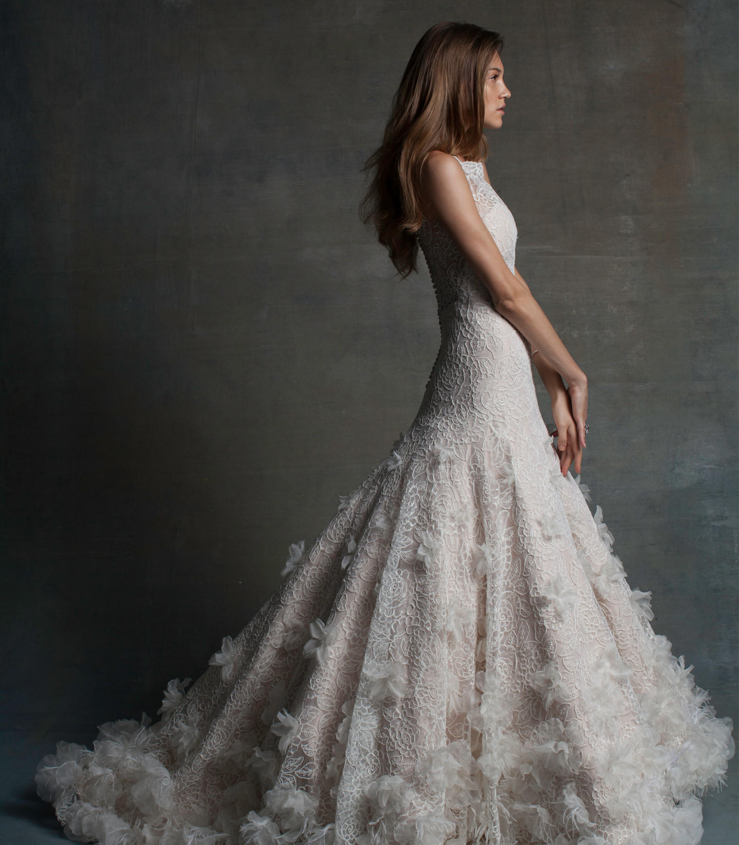 Isabelle Armstrong couture bridal sets trunk show at Saks - latimes