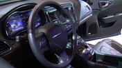 2015 Chrysler 200 delivers advanced technology