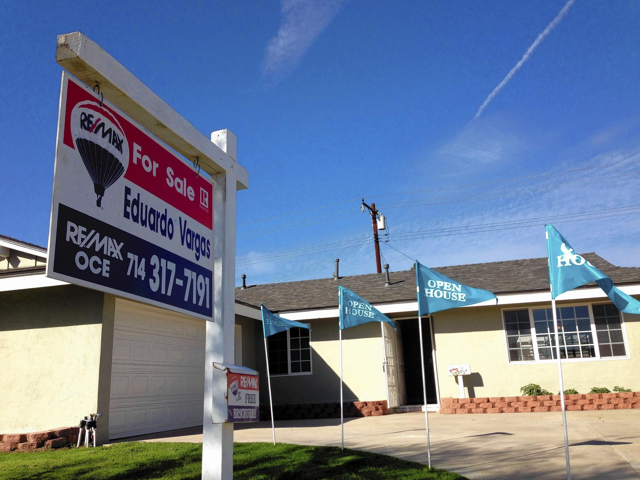 southern california housing market loses momentum in january latimes