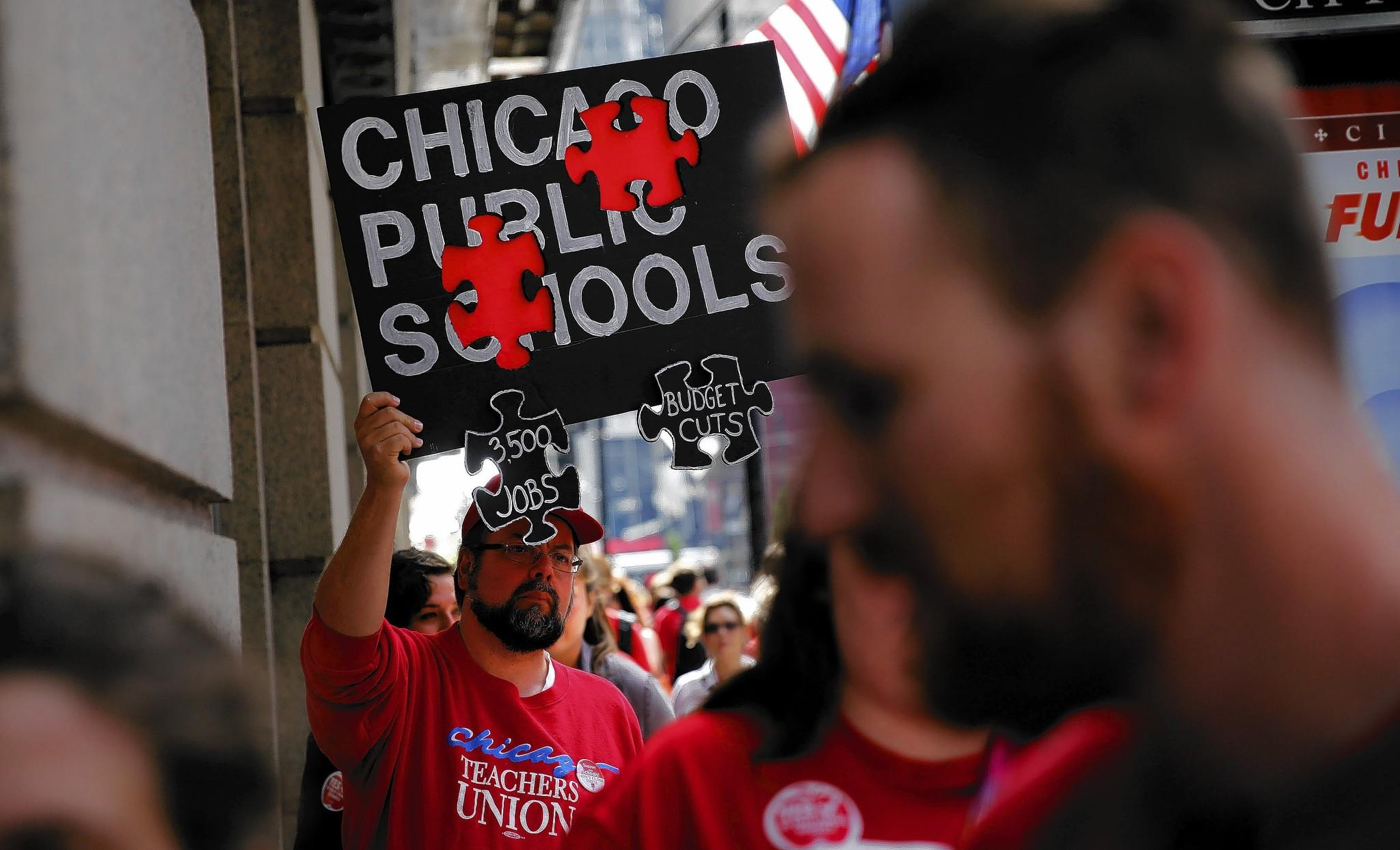 A $613 million payment to the Chicago Teachers Union pension fund is due by June 30.