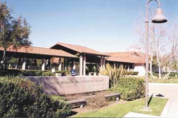 The Reagan Library