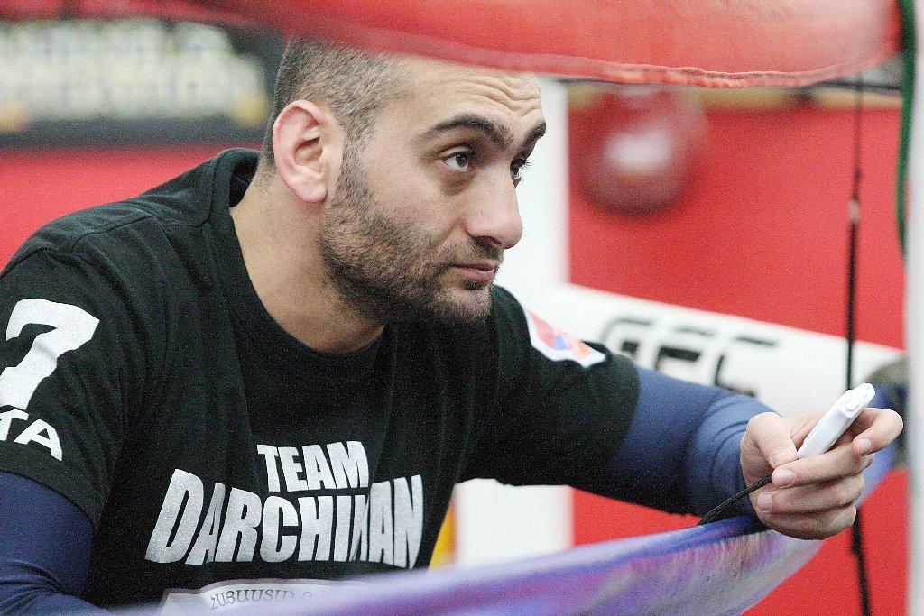 Glendale Fight Club trainer Edmond Tarverdyan. (Tim Berger/File Photo)
