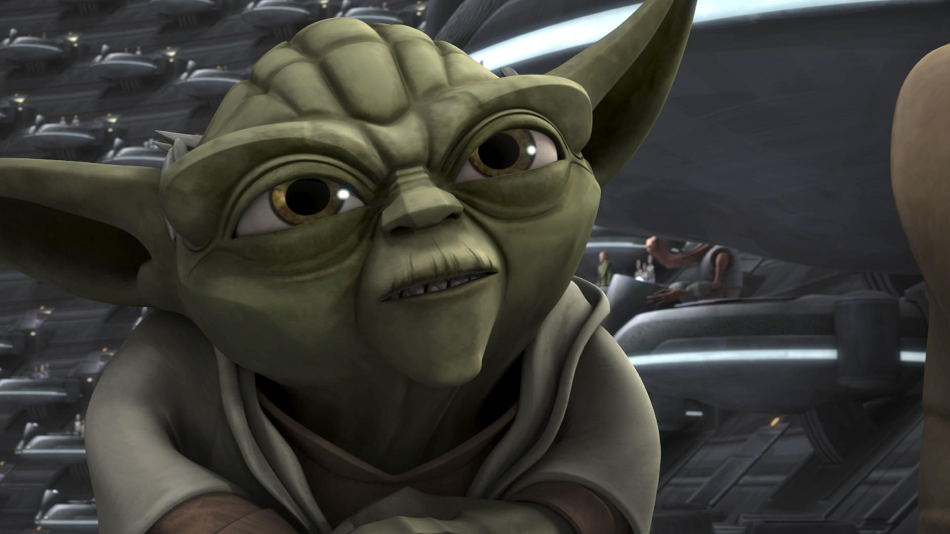 "Master Yoda will investigate the disappearance of a Jedi knight in the final season of ""Star Wars: The Clone Wars"" coming to Netflix."
