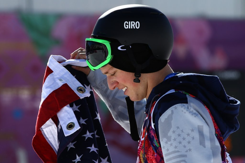 Sochi Olympics: Joss Christensen honors late dad; 'I did it for him'