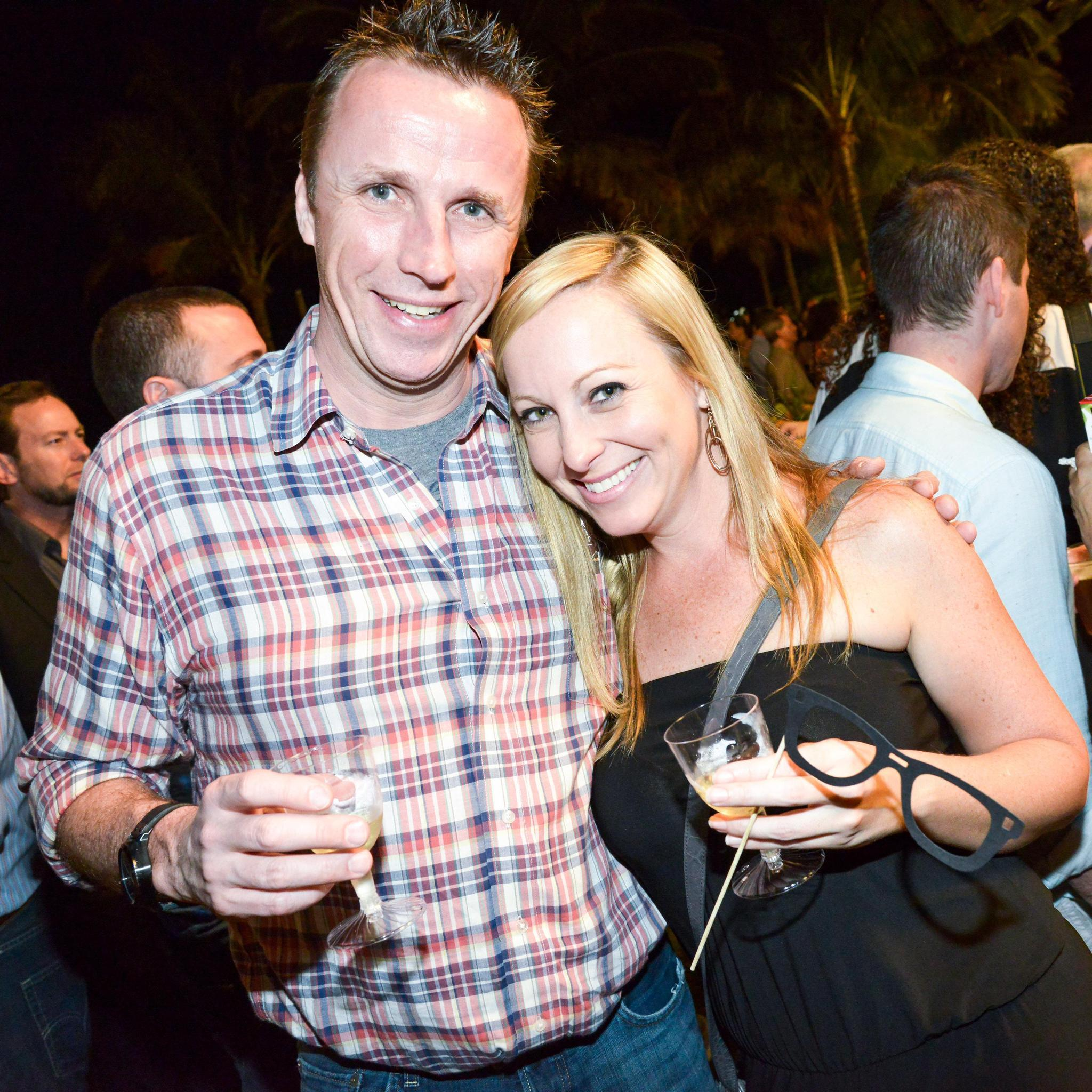 Celeb-spotting at SoBe Wine and Food Festival - Marc Murphy