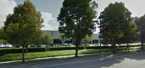 The Quanta factory in Fremont, CA that does final assembly on some Macs for Apple.
