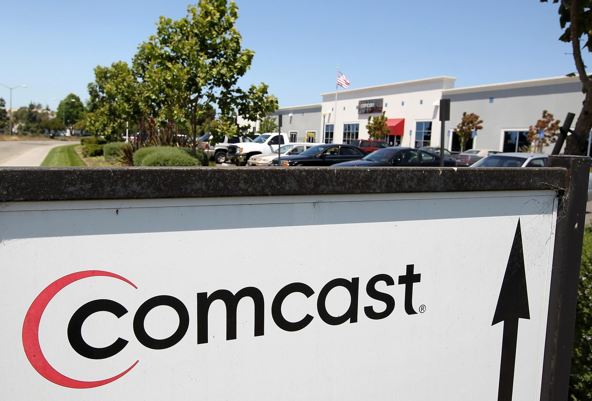 Comcast said Thursday it will buy Time Warner Cable for $45 billion.