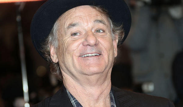 Bill Murray talked to Charlie Rose for the full hour on Rose's show ...
