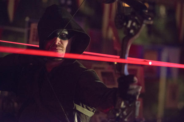 CW renews 'Arrow,' 'The Vampire Diaries,' 'Supernatural' and more