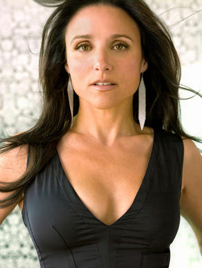 Julia Louis-Dreyfus plays a senator who suddenly bec