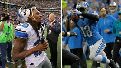 Nate Burleson and Louis Delmas the type of players Ravens will …