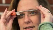 Local woman with ALS tests Google Glass