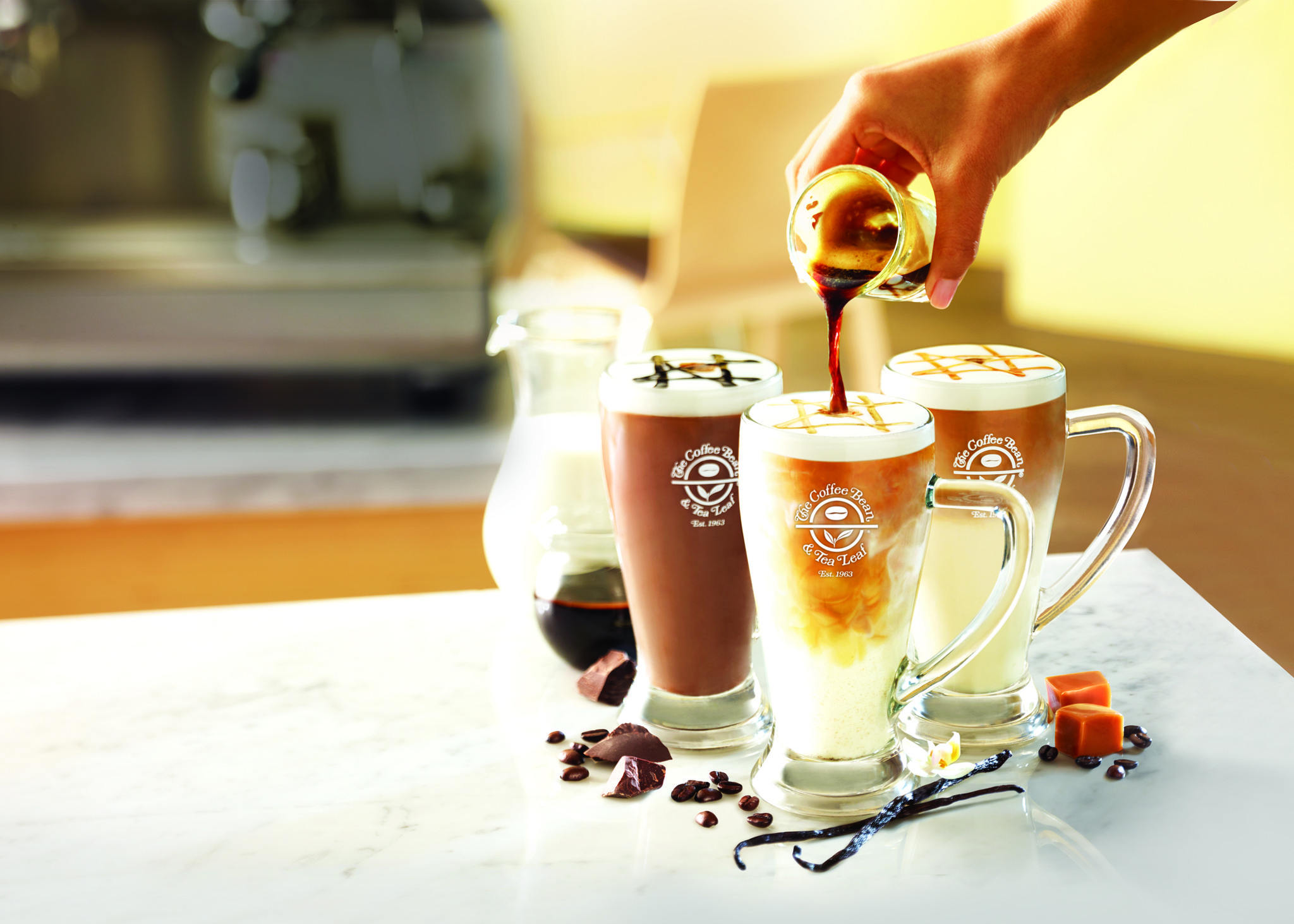 Two For One Coffee Drinks At Coffee Bean And Starbucks On Friday   LA Times