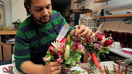 Florists scramble to deliver amid snowstorm