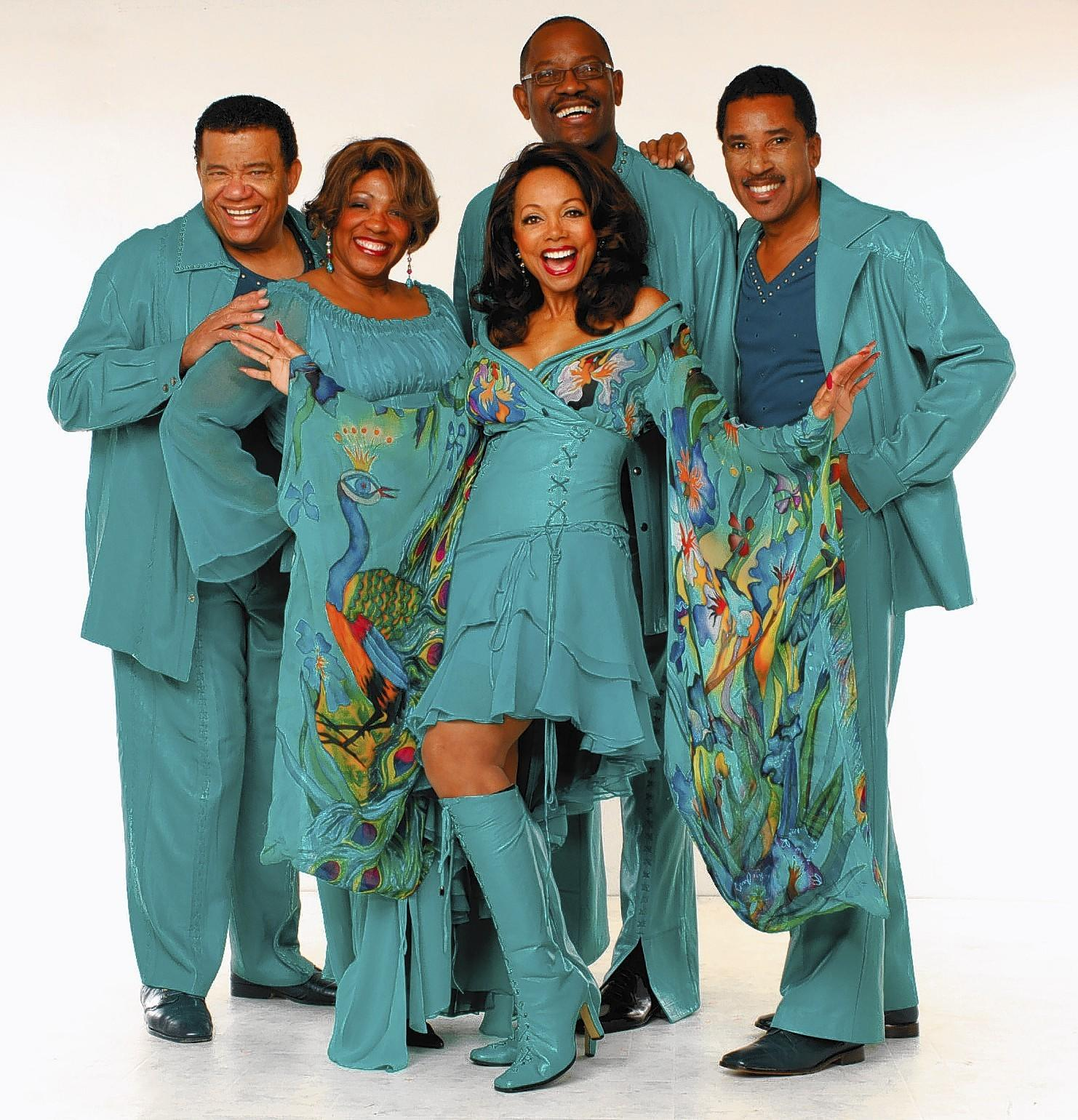The 5th Dimension is scheduled to perform at The Ferguson Center for the Arts in Newport News on Feb. 14, 2014.