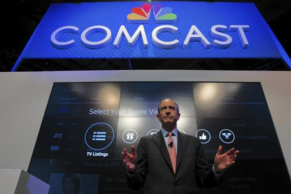 Comcast-Time Warner Cable deal would create formidable giant