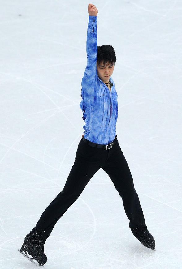 Winter Olympics 2014 best and worst moments: Japans Yuzuru Hanyu made