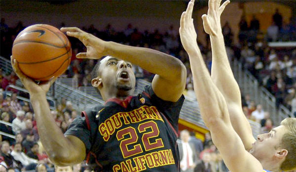Byron Wesley had 20 points with seven rebounds for USC in the Trojans' 79-71 loss Thursday to Utah at Galen Center.