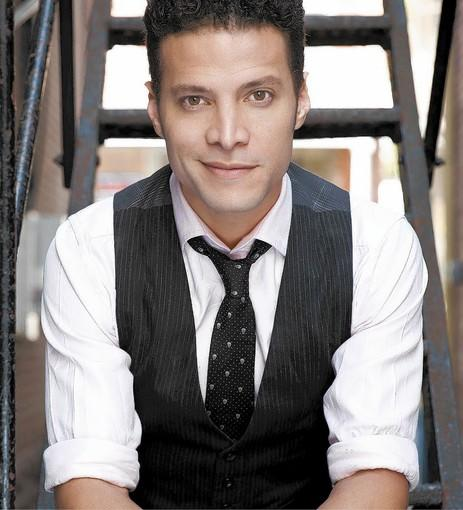 'American Idol' runner-up Justin Guarini performs Friday and Saturday at Bucks County Playhouse in 'Lovesick,' a new one-man play.