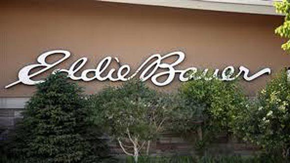 Jos A Bank Clothiers Friday it agreed to acquire retailer Eddie Bauer for $825 million in cash and stock.