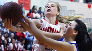 Photo Gallery: Burroughs vs. Burbank league girls' basketball