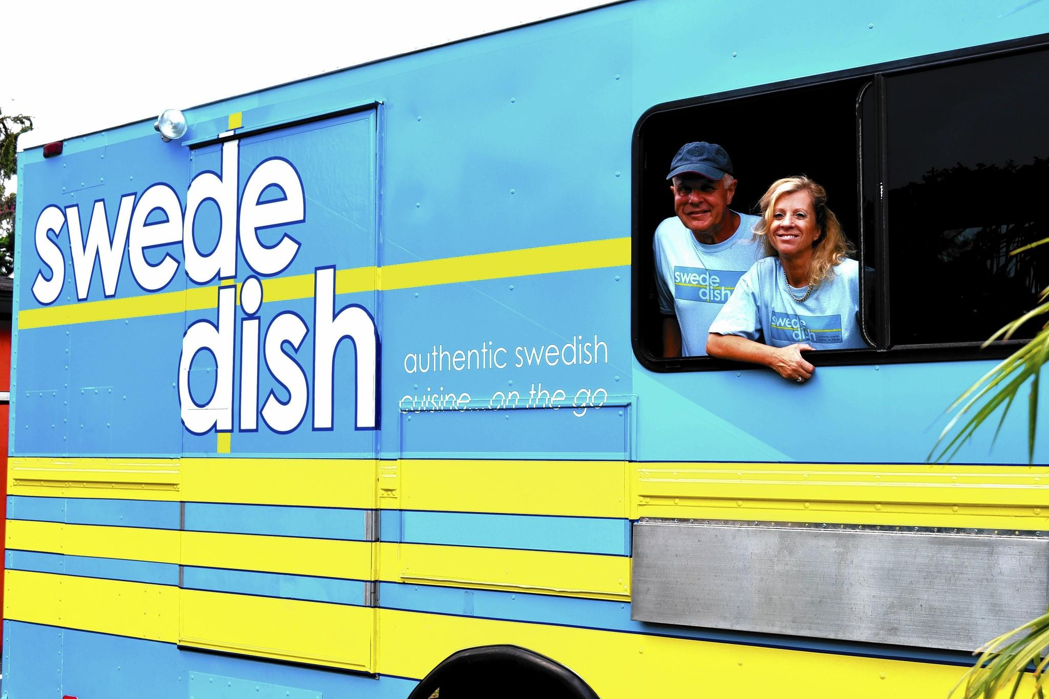 Follow the SWEDEdish food truck at swededishfoodtruck.com and on Facebook.