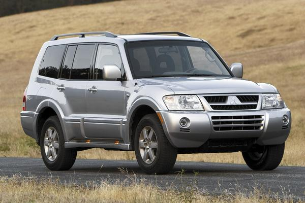 While Mitsubishi Helped Pioneer The Suv Boom In America