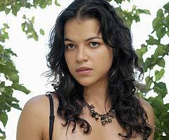 Michelle Rodriguez on 'Lost'