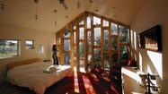 La Crescenta addition floats a treehouse view above original home