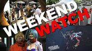 Weekend Watch March: Winter Park Art Fest, Megacon, Nuclear Cowboyz
