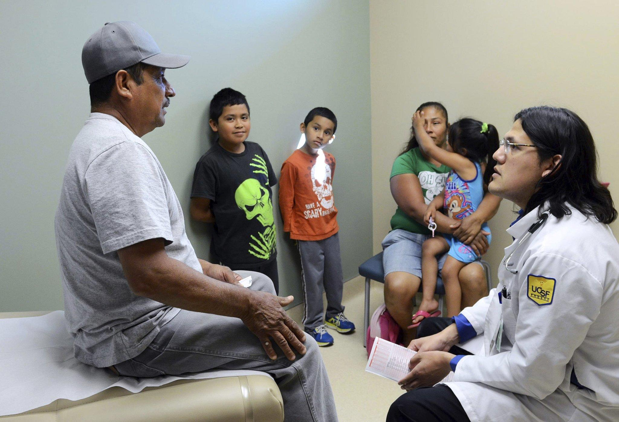 a study of immigration and health care in california Where can undocumented immigrants go for where can undocumented immigrants go for health need emergency care, regardless of their immigration.