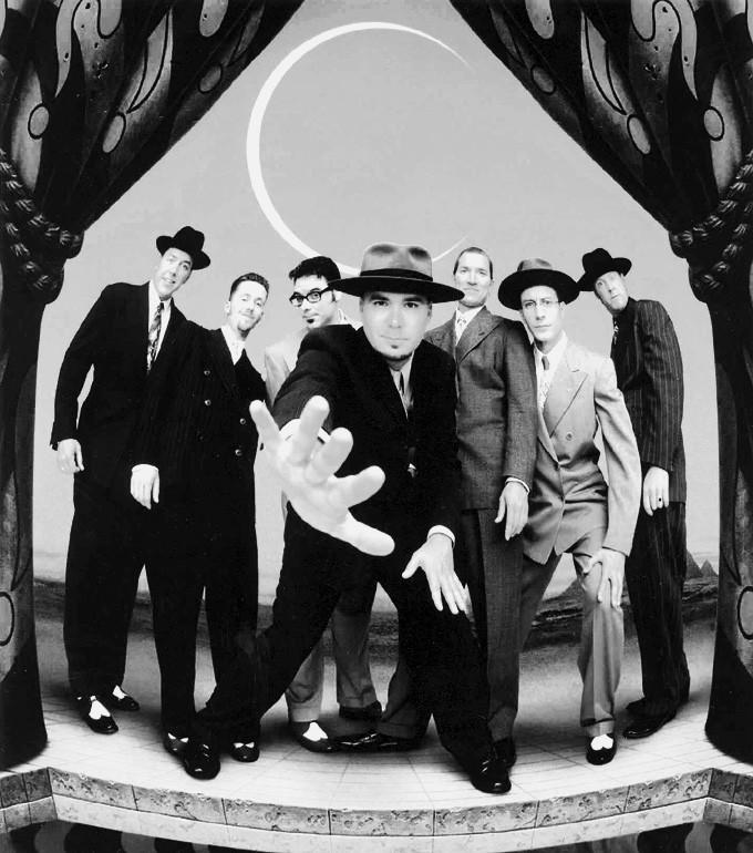File Photo: Big Bad Voodoo Daddy celebrates the band's local roots and will perform for music education at the Alex Theatre in Glendale on Saturday, Feb. 22.