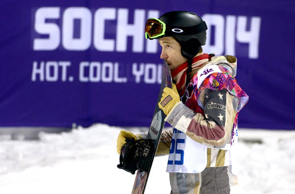 Snowboarder Shaun White is one of a handful of favored Americans who failed to medal at the Sochi Olympics. Conversely, several unheralded competitors, including some from the U.S. have prevailed.