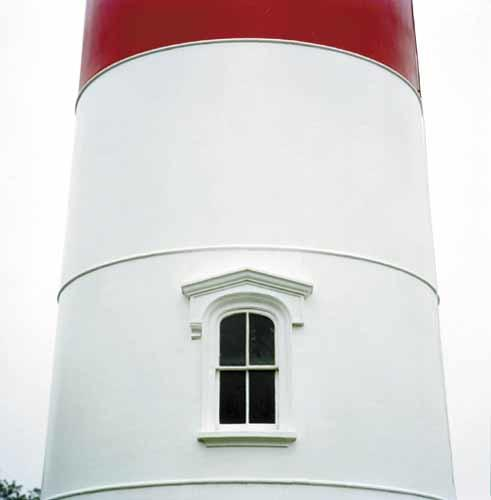 Detail of the Nauset Light